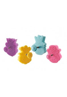 3D Vykrajovátka - Mini Sada Royal Family