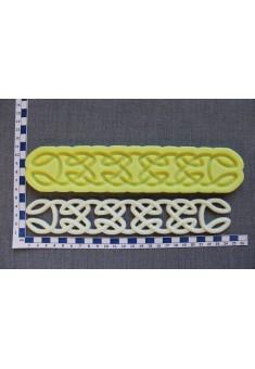 Silikónová formička Bordúra 243