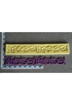 Silikonová formička bordúra  38