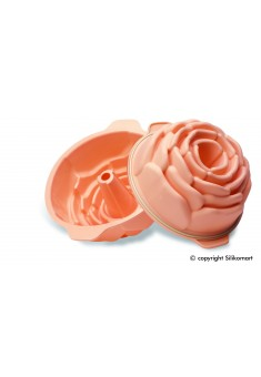 Silikónová forma Bábovka Ruža 1,3l