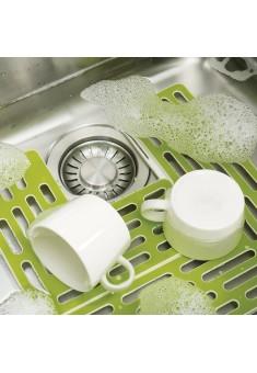 Podložky do drezu Sink Saver, zelené