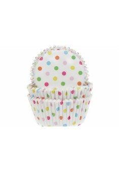 Košíčky na muffiny - Confetti
