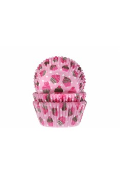 Košíčky na muffiny - Cupcake Pink
