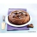 Silikónová torta Ruža 2,8l